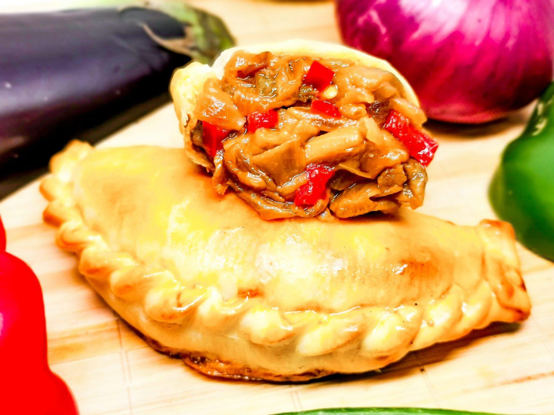 Empanada Vegetal (vegana)