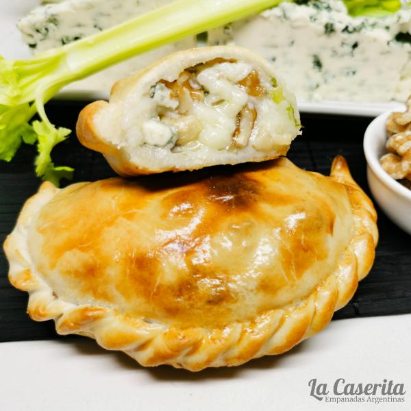 Empanada de Apio, Roquefort y Nuez 1